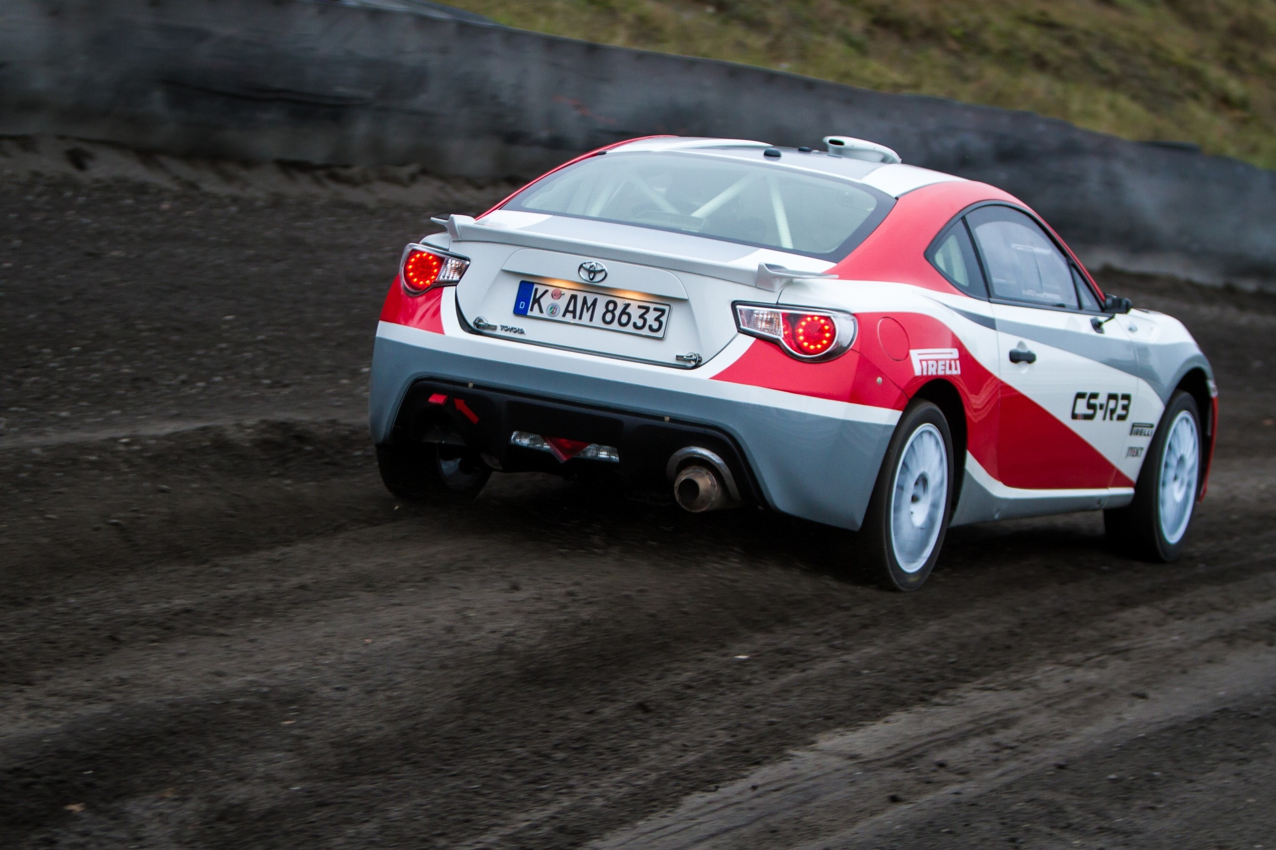 Toyota GT 86 CS-R3 Rally Car Readying for Deliveries, Final Specs ...