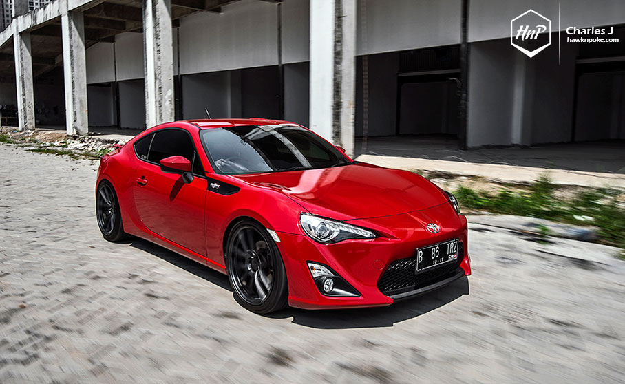 toyota gt 86 gets adv 1 wheels and engine tuning. Black Bedroom Furniture Sets. Home Design Ideas