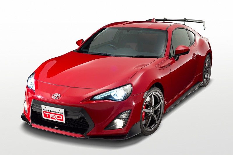 Toyota Tundra Limited >> Toyota GT 86 Gets TRD and Style Cb Limited Editions in Japan - autoevolution
