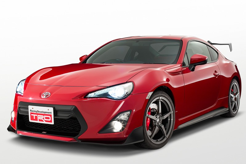 toyota gt 86 gets trd and style cb limited editions in. Black Bedroom Furniture Sets. Home Design Ideas