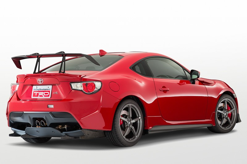 Toyota Tacoma Evolution >> Toyota GT 86 Gets TRD and Style Cb Limited Editions in Japan - autoevolution