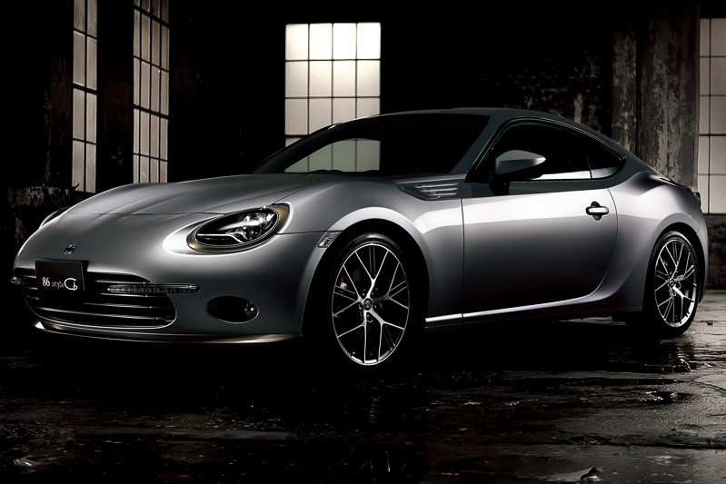 Toyota gt 86 gets trd and style cb limited editions in japan autoevolution