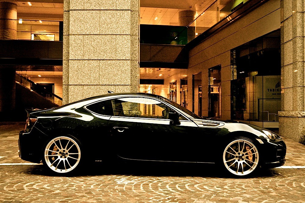 Toyota Gt 86 Vantage By Damd Is A Japanese Aston Martin