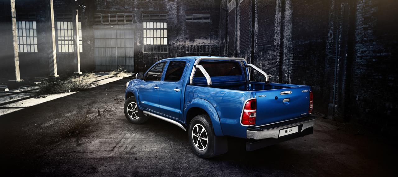 2014 Tacoma Double Cab >> Toyota Hilux Invincible Announced - autoevolution