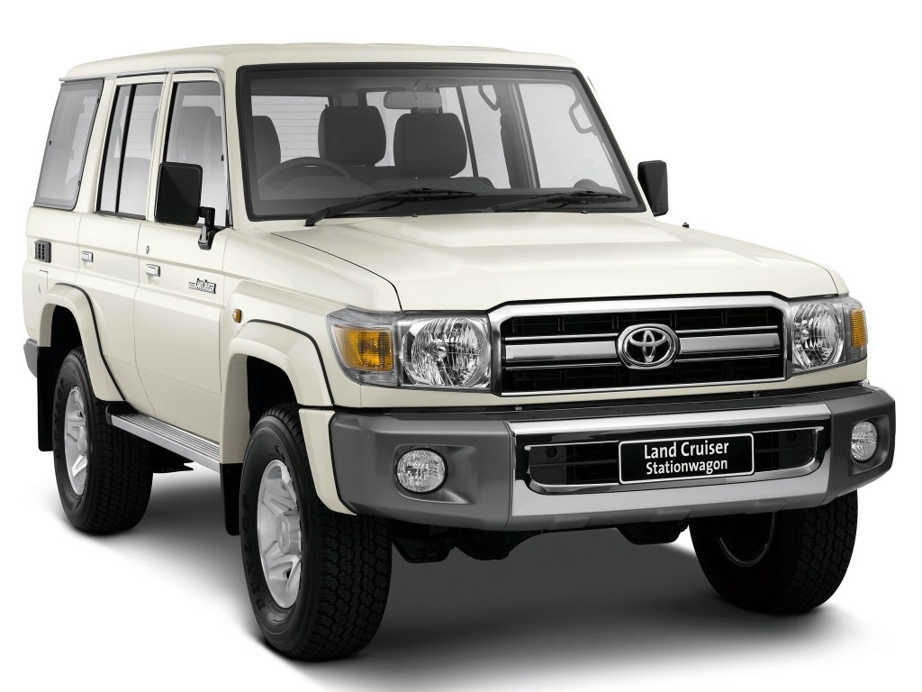 "Land Cruiser J70 >> Toyota Land Cruiser 70 Series to Soldier On: ""It's Here and It's Here to Stay"" - autoevolution"