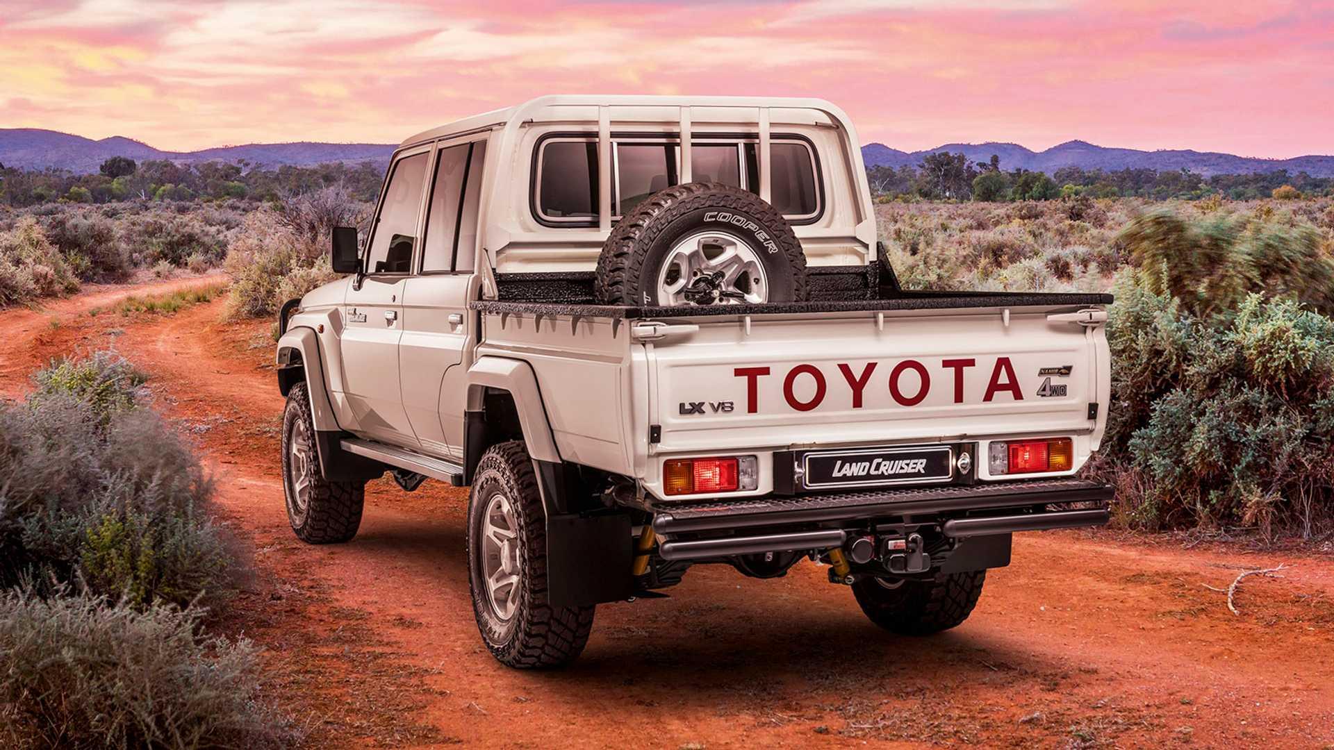 2020 Toyota Land Cruiser Diesel History