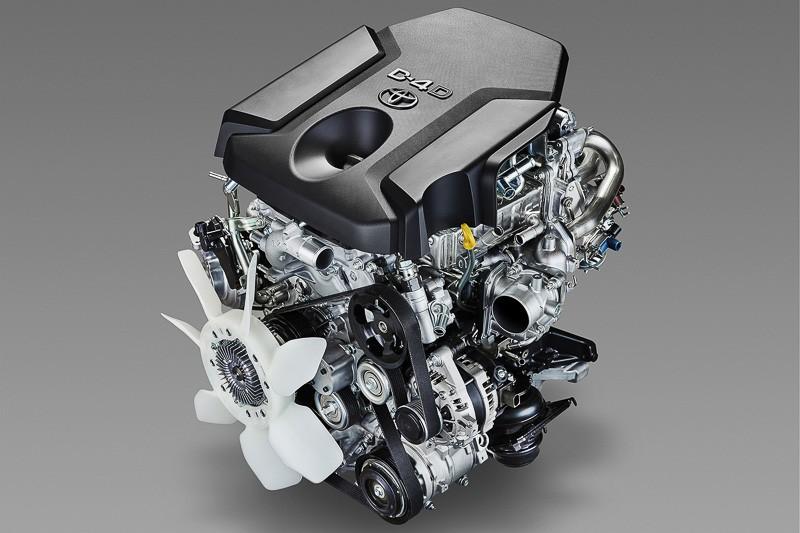 toyota land cruiser prado gets 2 8 liter diesel engine with direct injection. Black Bedroom Furniture Sets. Home Design Ideas