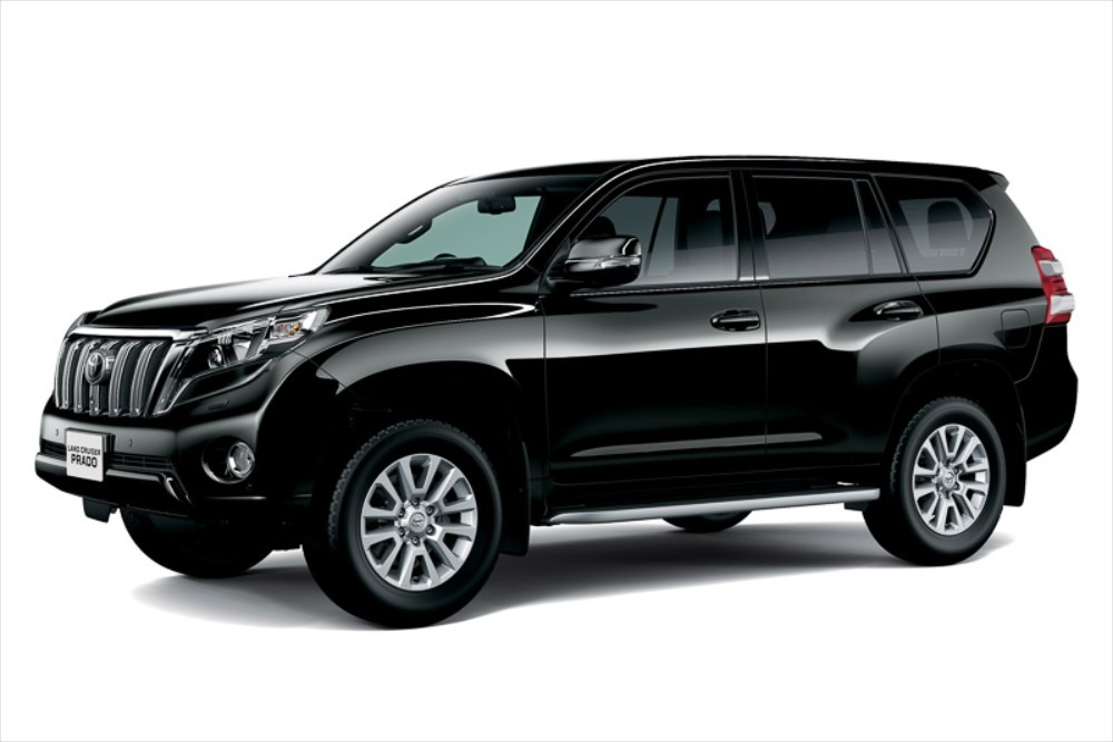 toyota land cruiser prado gets 2 8 liter diesel engine. Black Bedroom Furniture Sets. Home Design Ideas