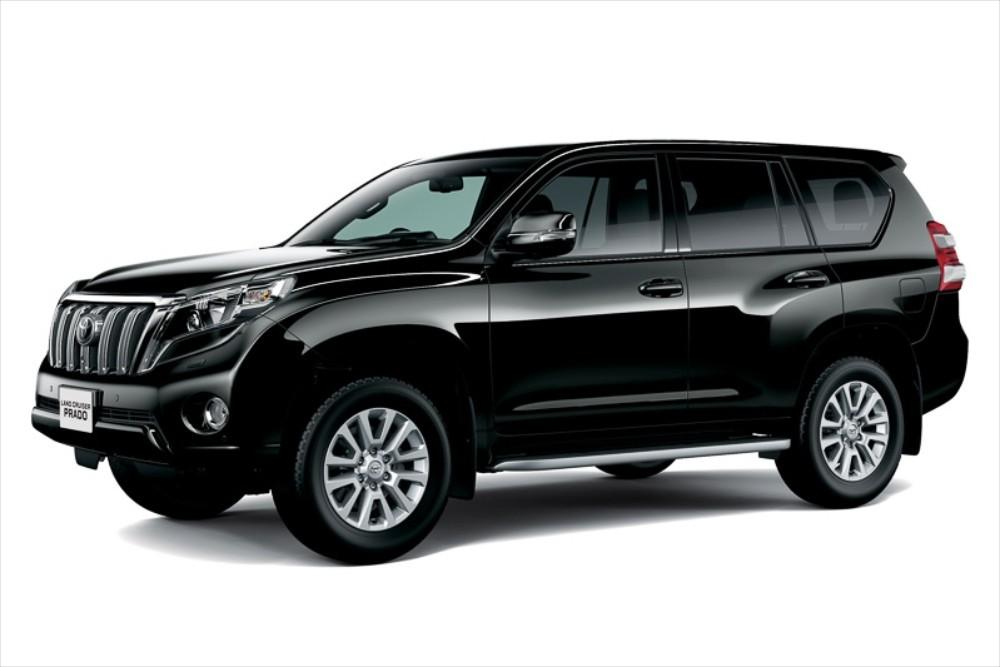 Toyota Land Cruiser Prado Gets 2 8 Liter Diesel Engine
