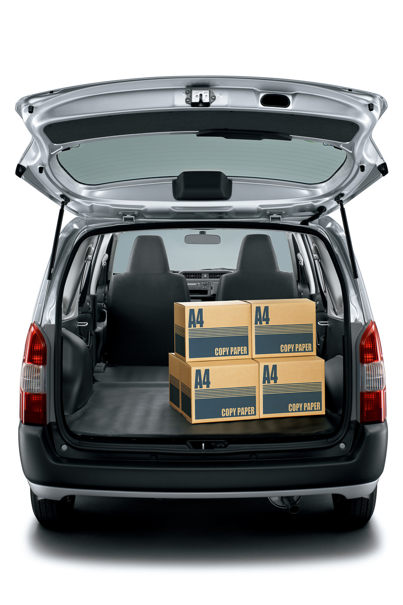 Toyota Launches New 2014 PROBOX and Succeed in Japan ...