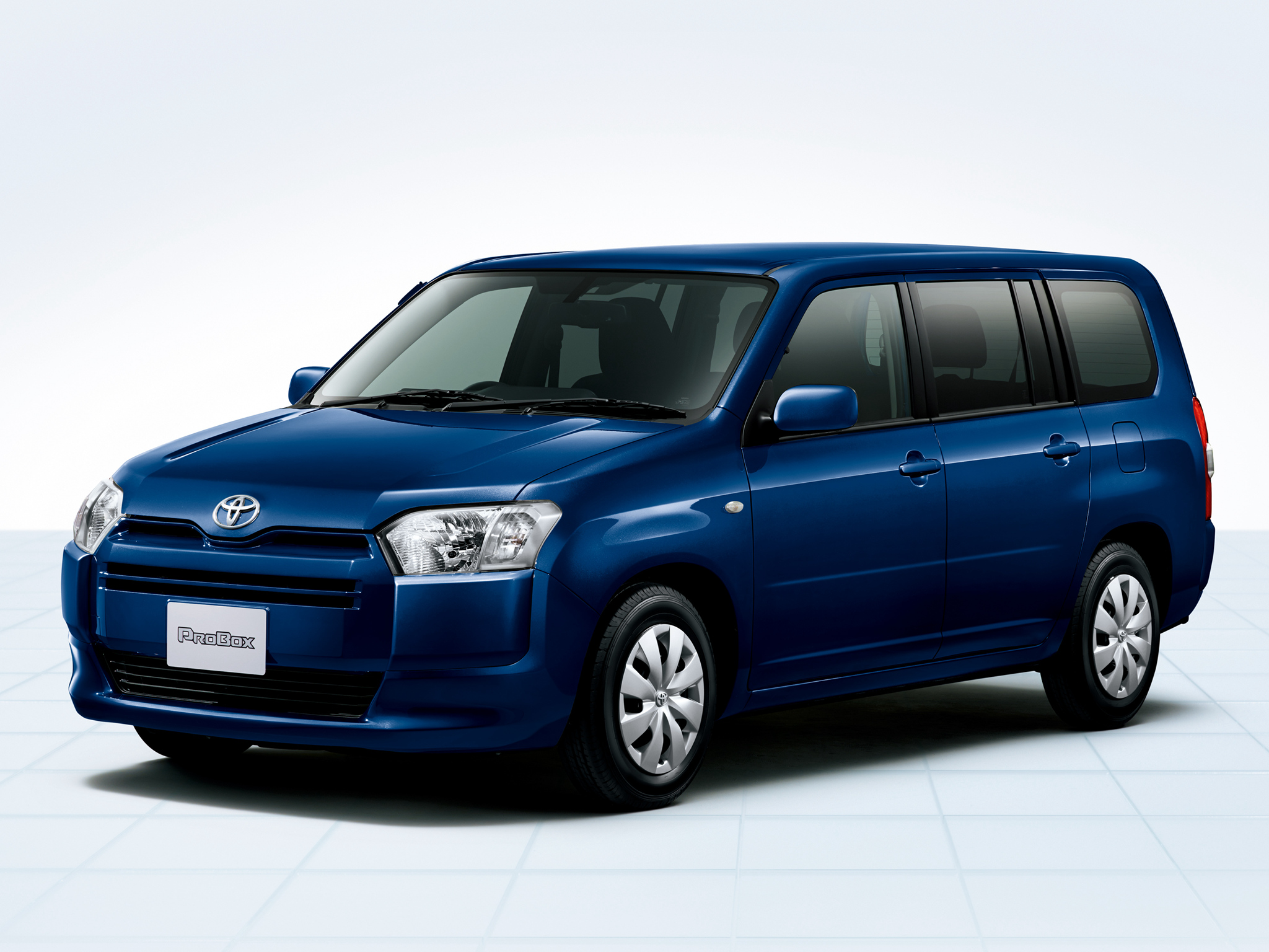... 2014 Toyota PROBOX and Succeed ...