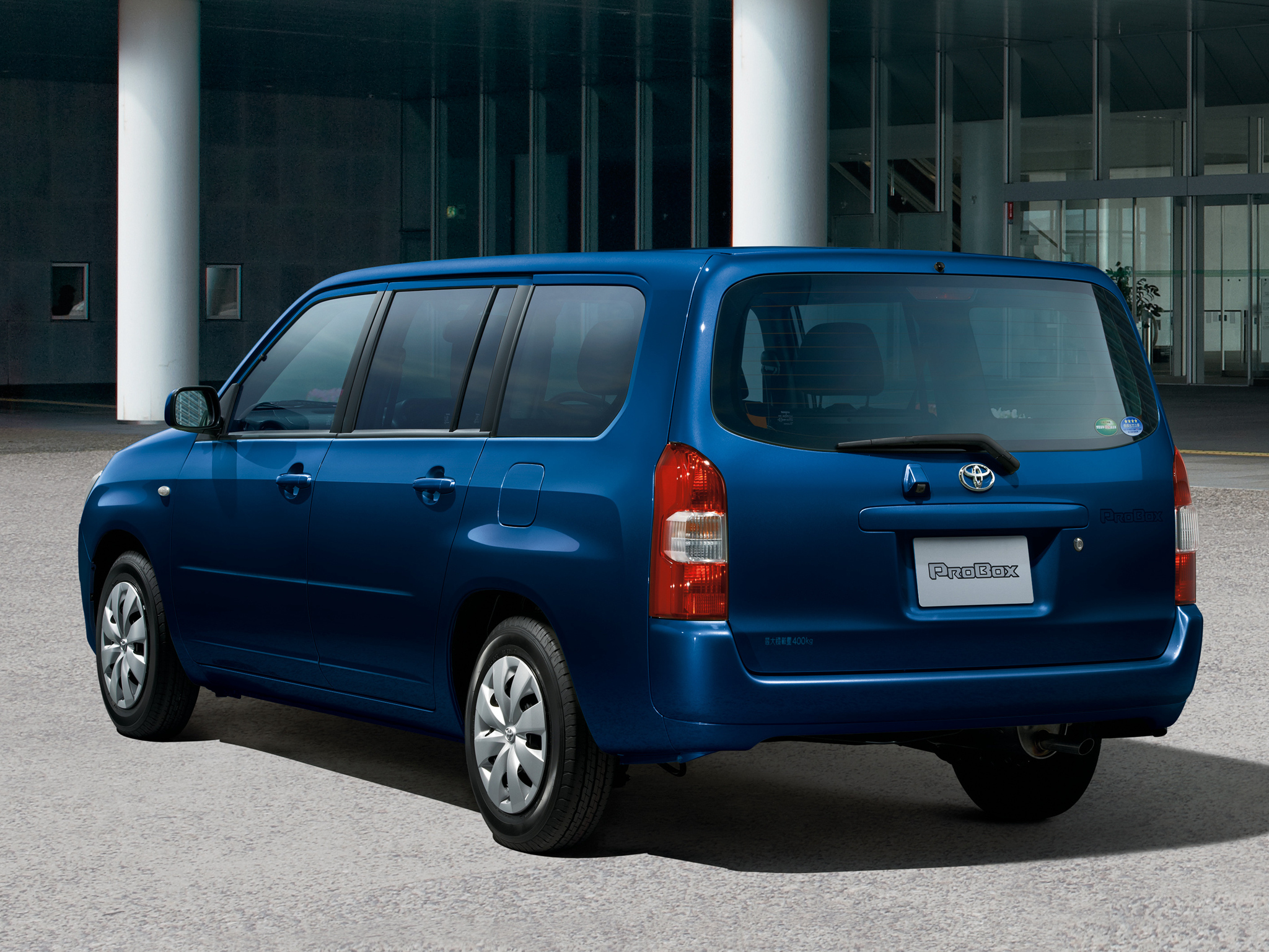 Toyota Launches New 2014 Probox And Succeed In Japan