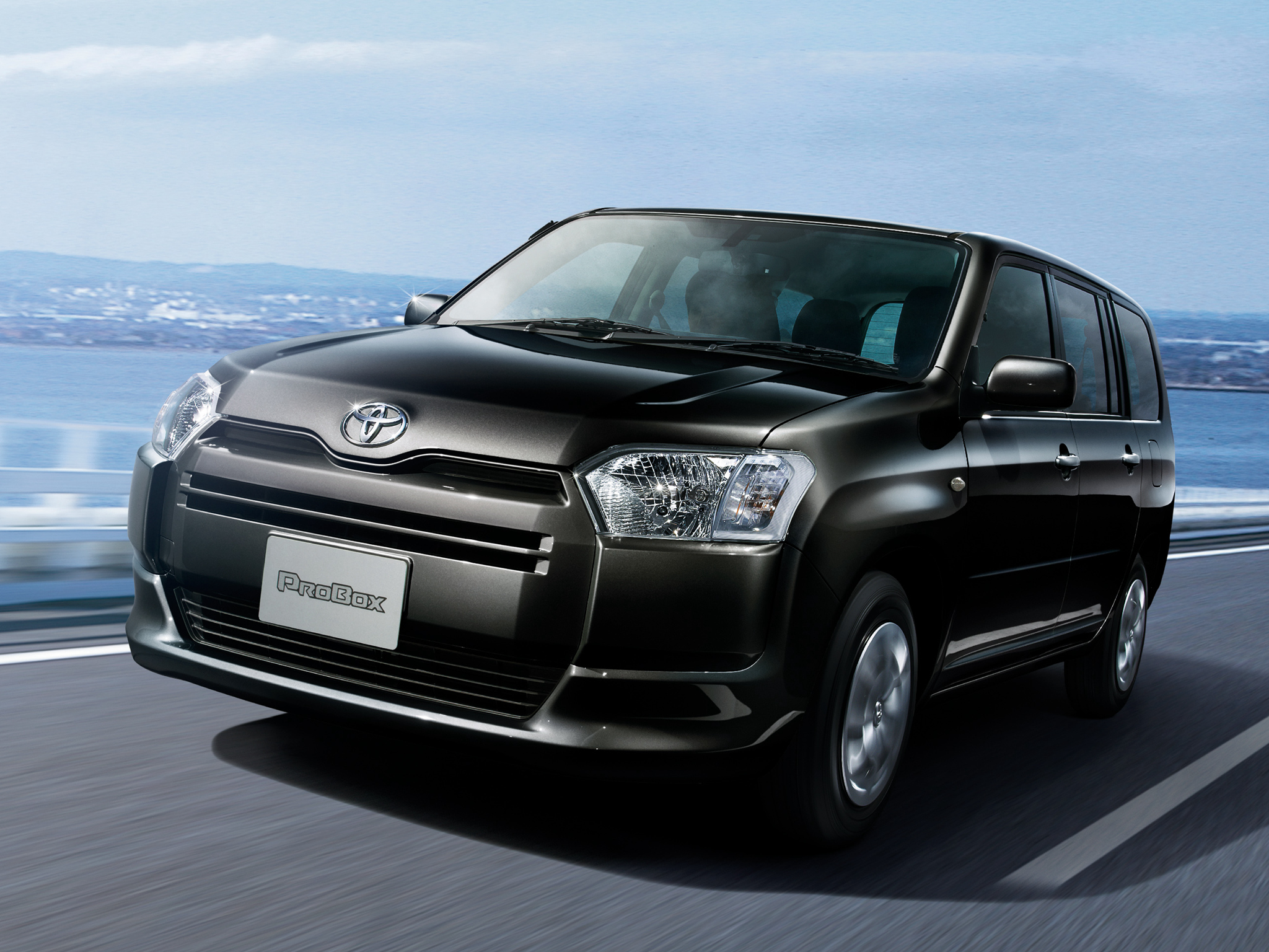 Toyota Rav4 Hybrid Used >> Toyota Launches New 2014 PROBOX and Succeed in Japan - autoevolution