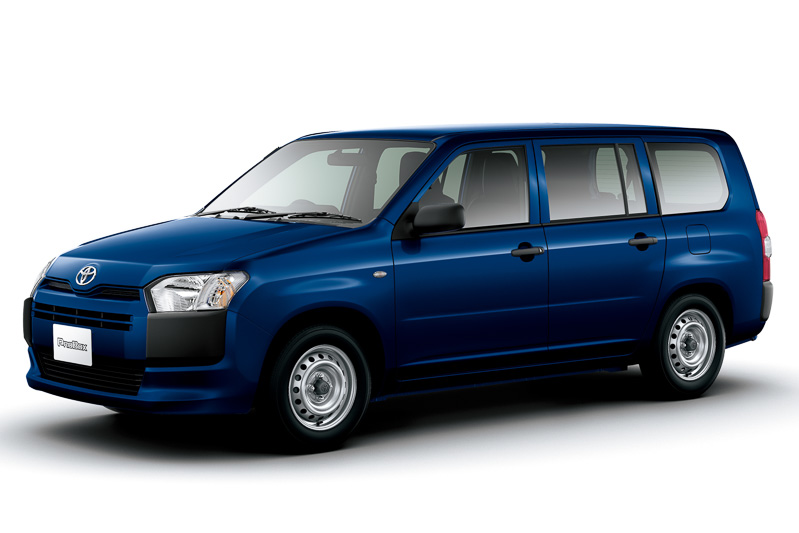 Toyota Launches New 2014 Probox And Succeed In Japan Autoevolution