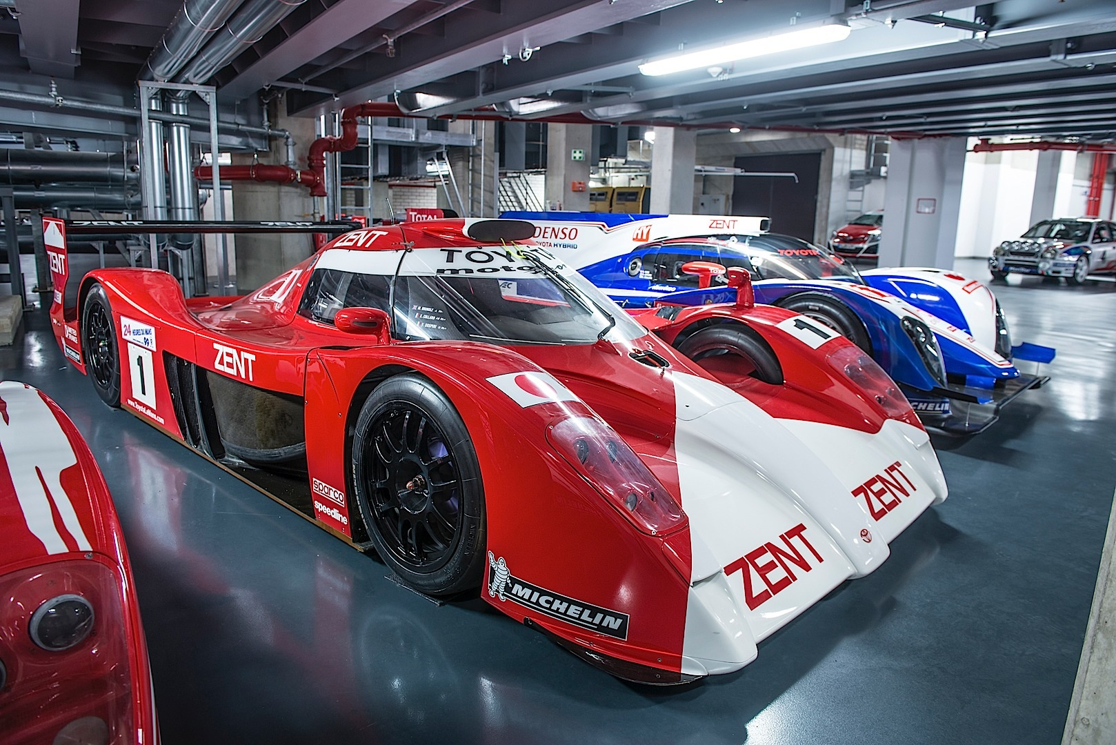 Toyota In Irvine >> Toyota Le Mans History Under One Roof - autoevolution