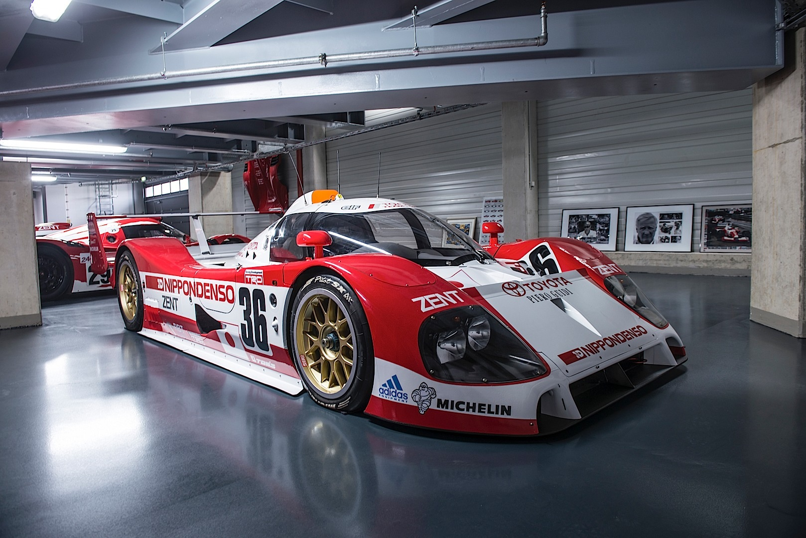 Toyota Le Mans History Under One Roof - autoevolution