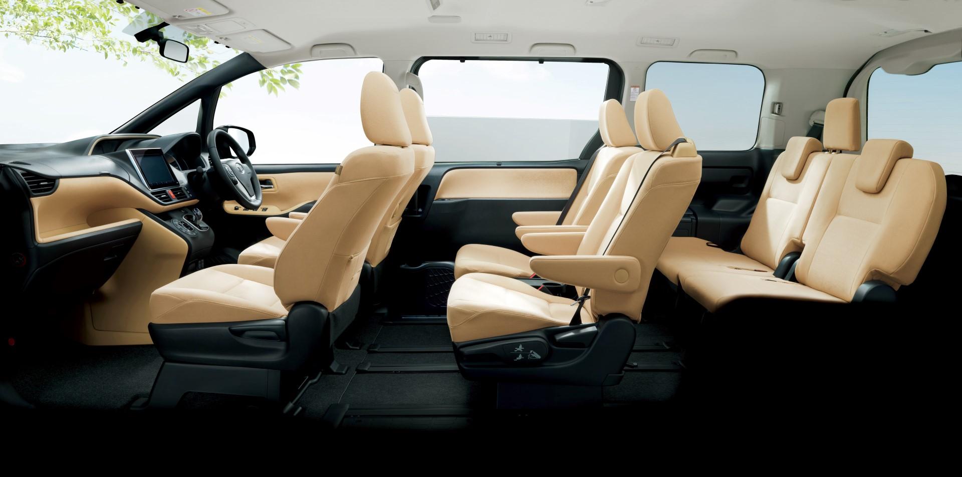 Toyota noah specs and price autoevolution
