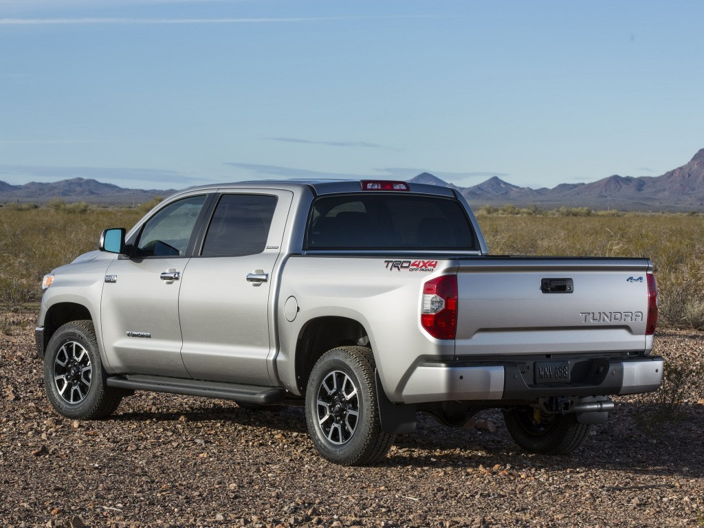 Toyota Tundra Rust Recall Official - autoevolution