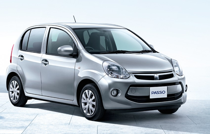 Toyota Passo Gets New Face and Engine in Japan - autoevolution