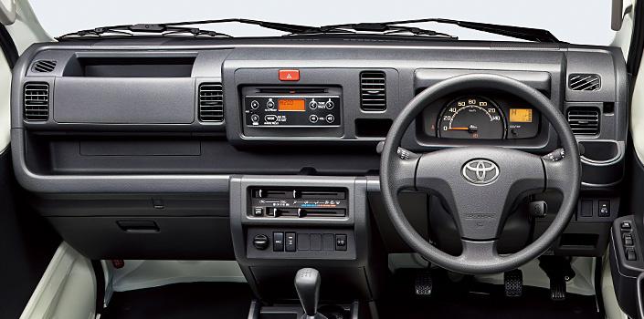 Toyota Pixis Kei Truck Debuts in Japan - autoevolution