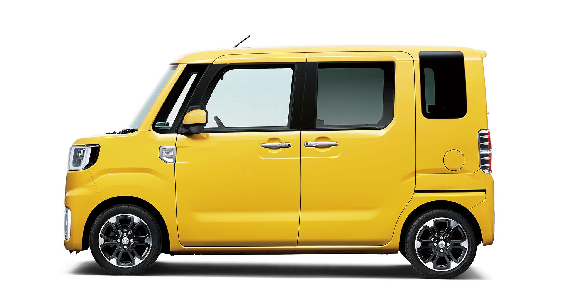 Toyota Pixis Mega is Japan's Newest Ultra-Cute Kei Car ...