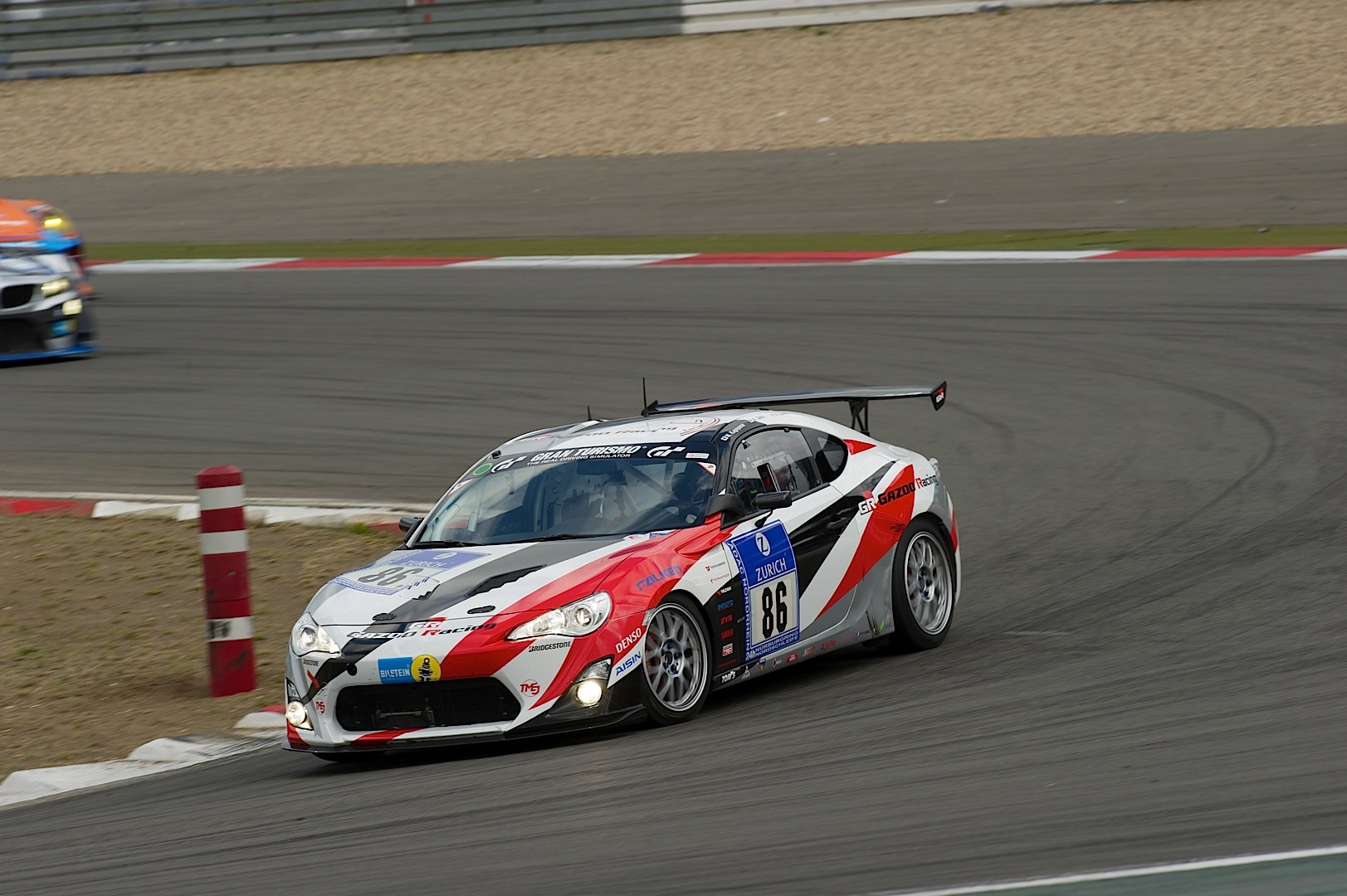 Toyota Posts Four Victories at 24 Hours Nurburgring Race ...
