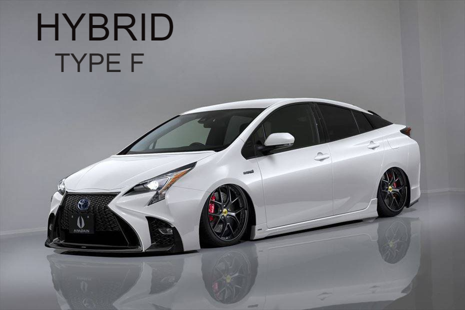 Toyota Prius Gets Lexus Grille in Japanese Tuning by ...