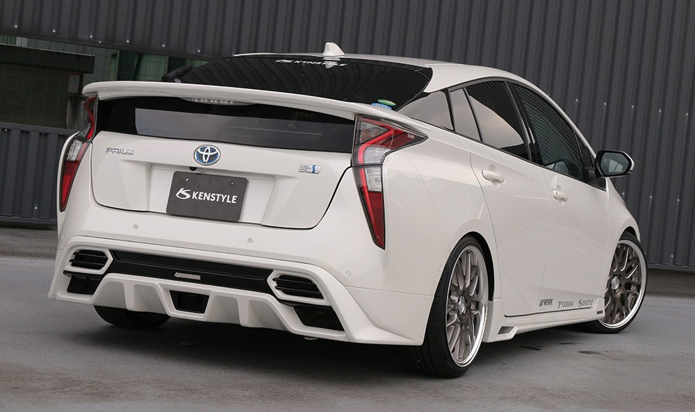 Toyota Prius Kenstyle Body Kit Is Pure Aero Awesomeness