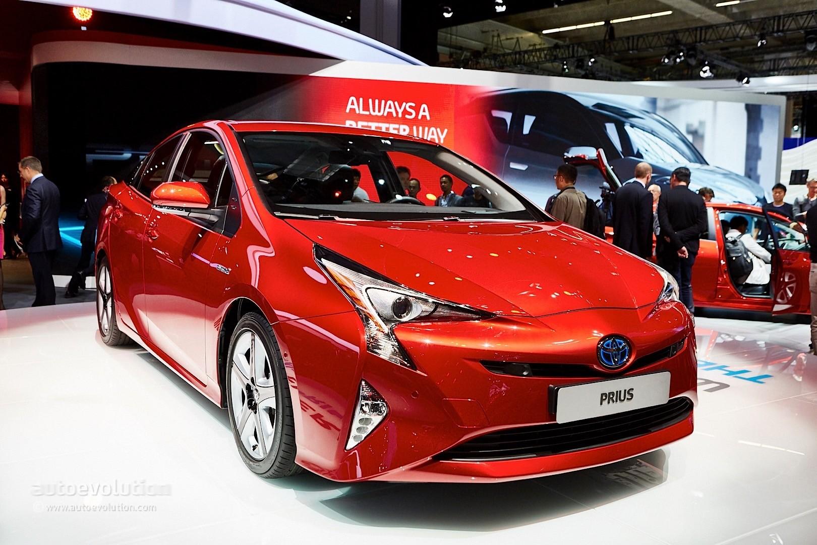 2015 Chevy Trailblazer >> Toyota Prius Recalled Over Parking Brake Problem. Yes, the New Prius! - autoevolution