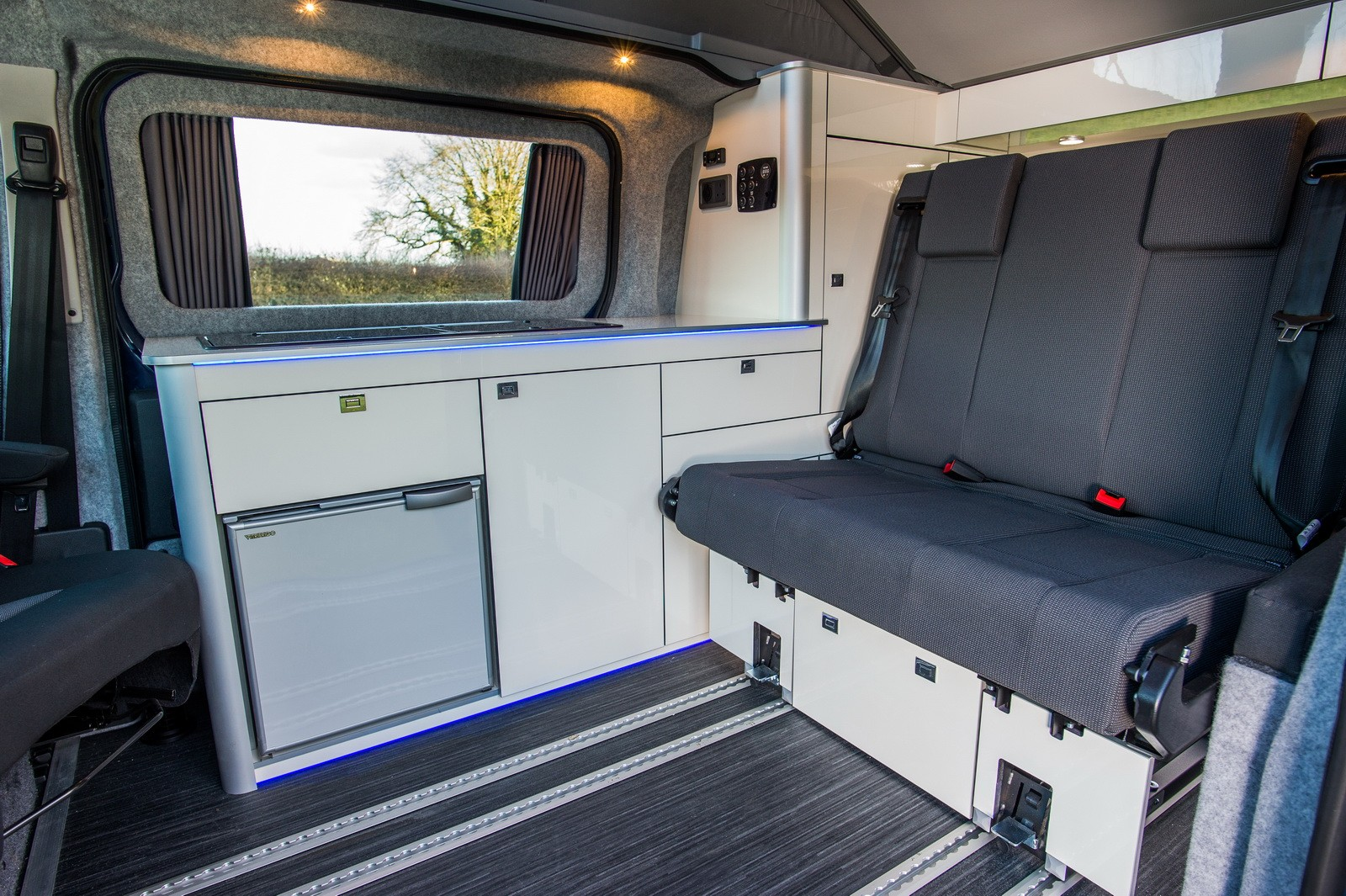 Toyota Proace Lerina Camper Van Looks Set To Rival Vw