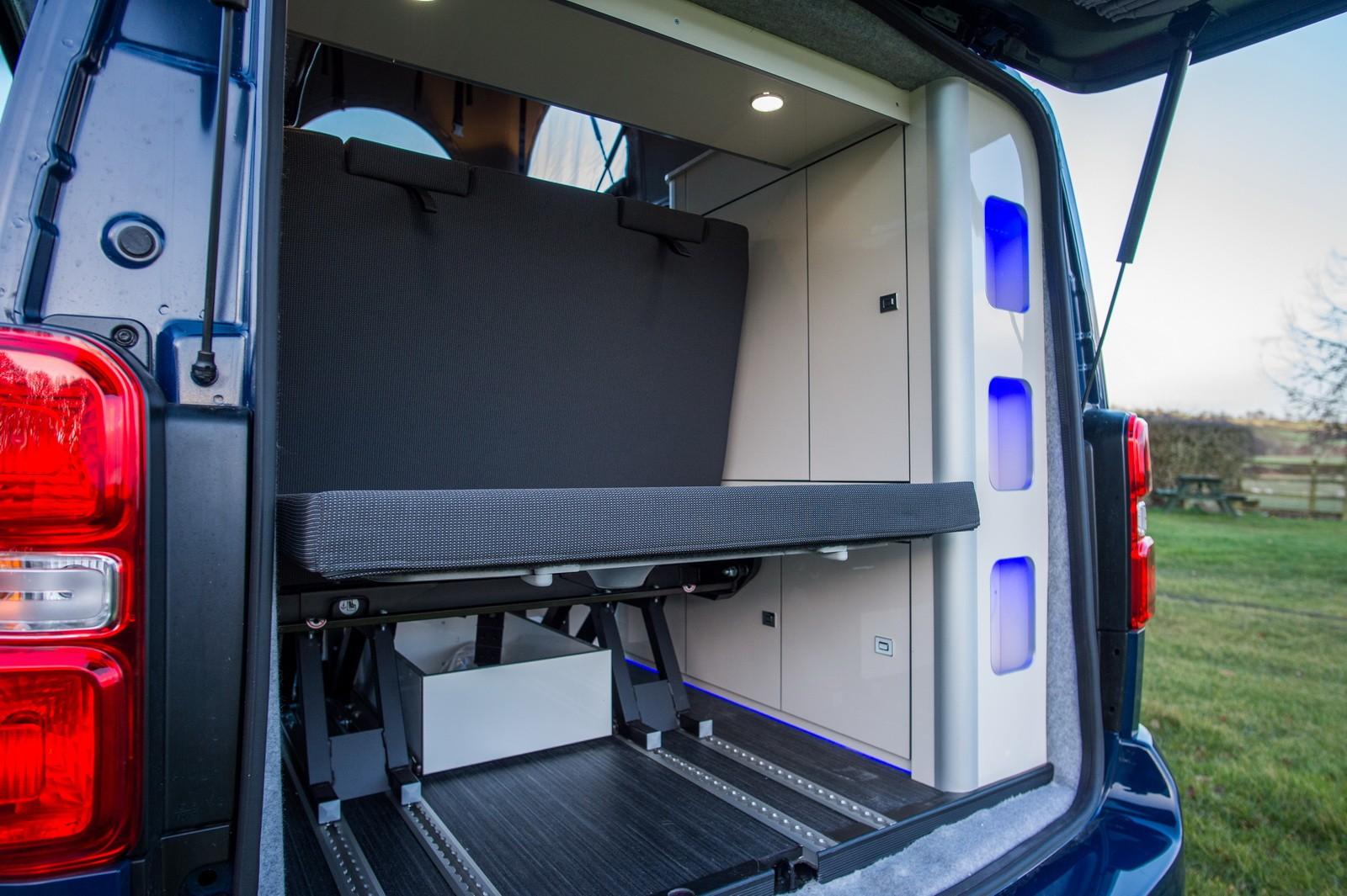 Toyota Proace Lerina Camper Van Looks Set to Rival VW ...