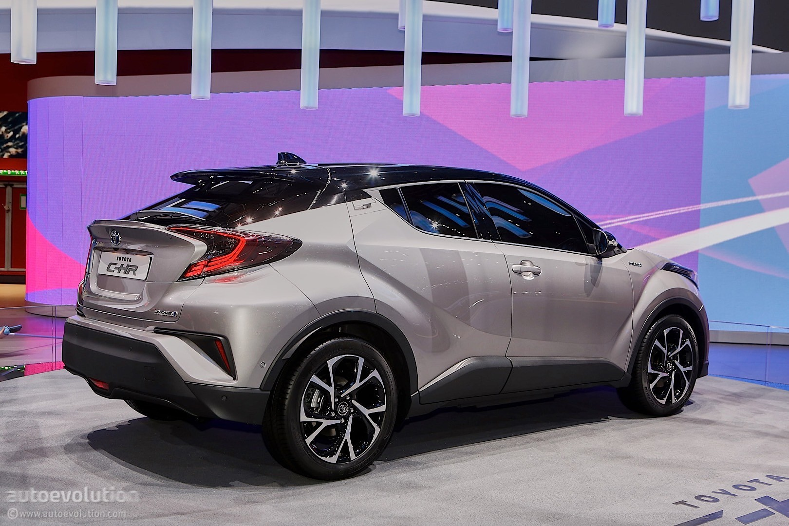 Toyota Puts Its Creative Pants On for Geneva with the C-HR ...