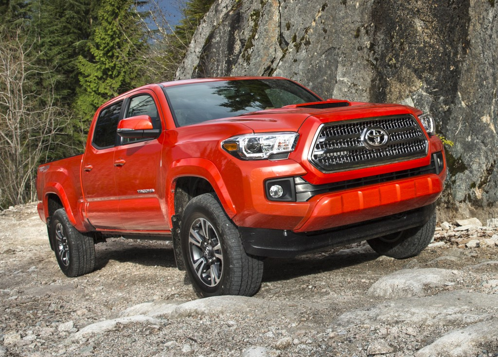 toyota recalls tacoma over anti corrosion coating problem. Black Bedroom Furniture Sets. Home Design Ideas