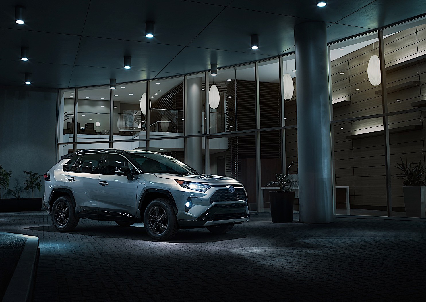 Toyota Reinvents 2019 Rav4 Shows The Fifth Generation In