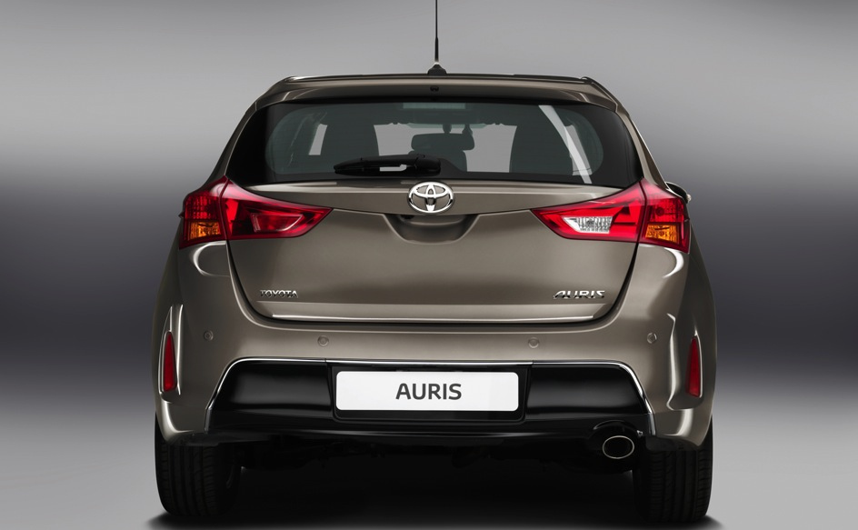 New Toyota Auris Prices