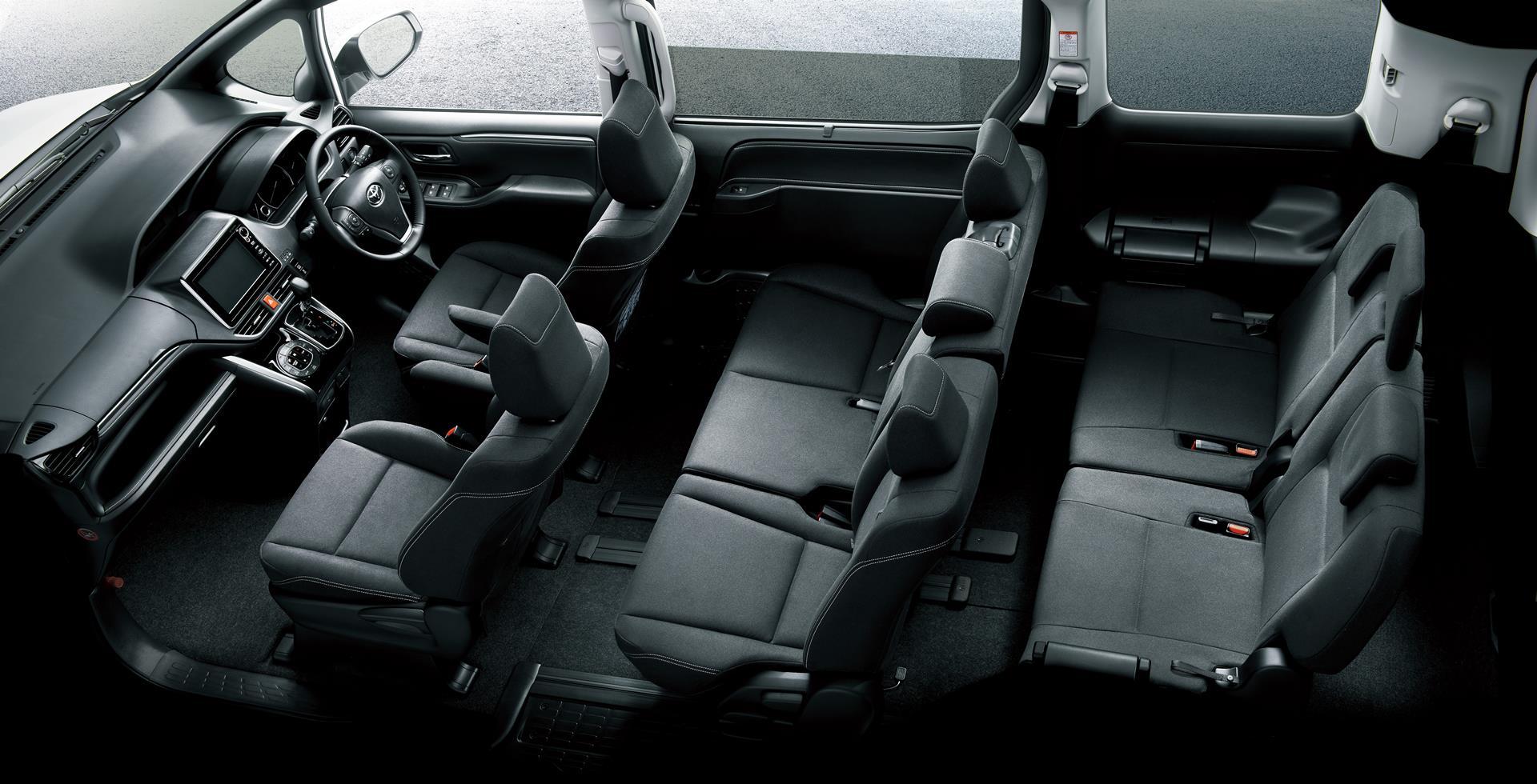 Toyota reveals new esquire van batman would drive one autoevolution