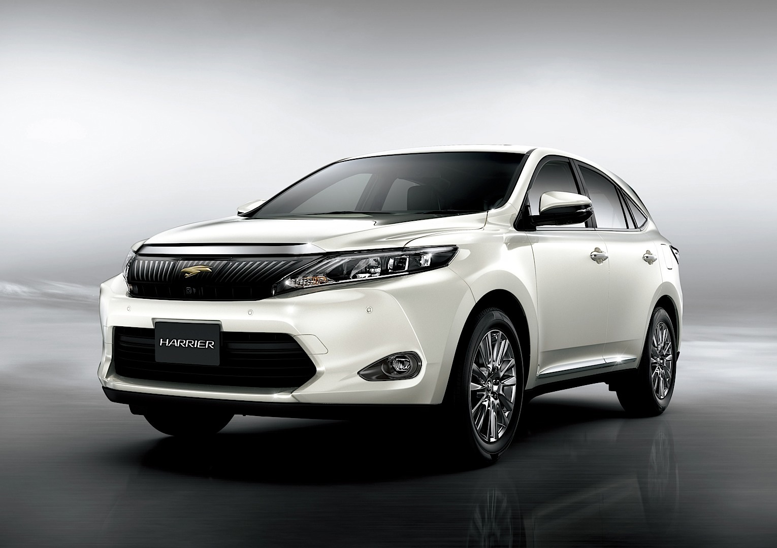 Toyota Reveals New Harrier SUV in Japan [Video ...