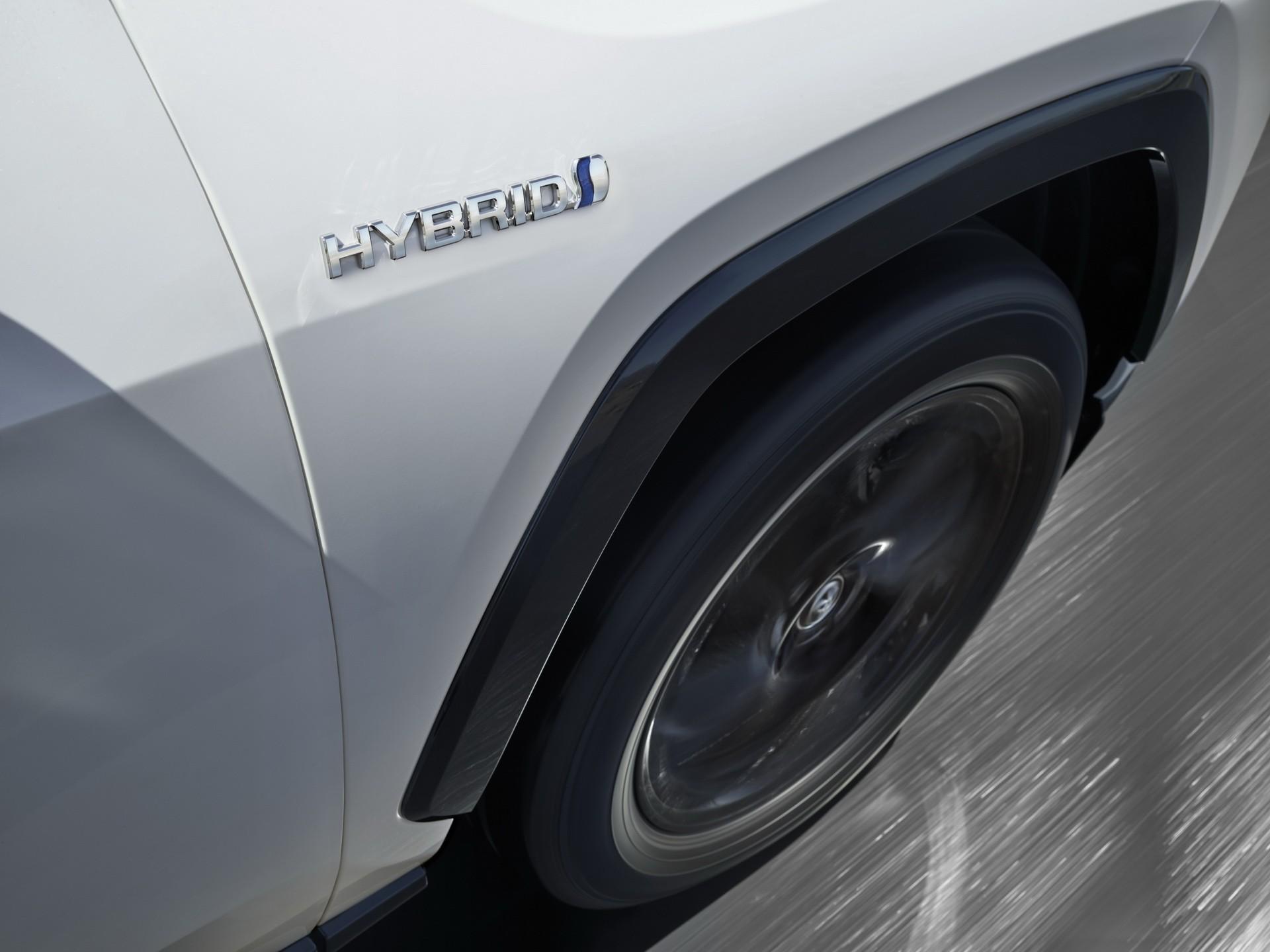 Toyota Reveals Uk Pricing For Rav4 Hybrid Autoevolution