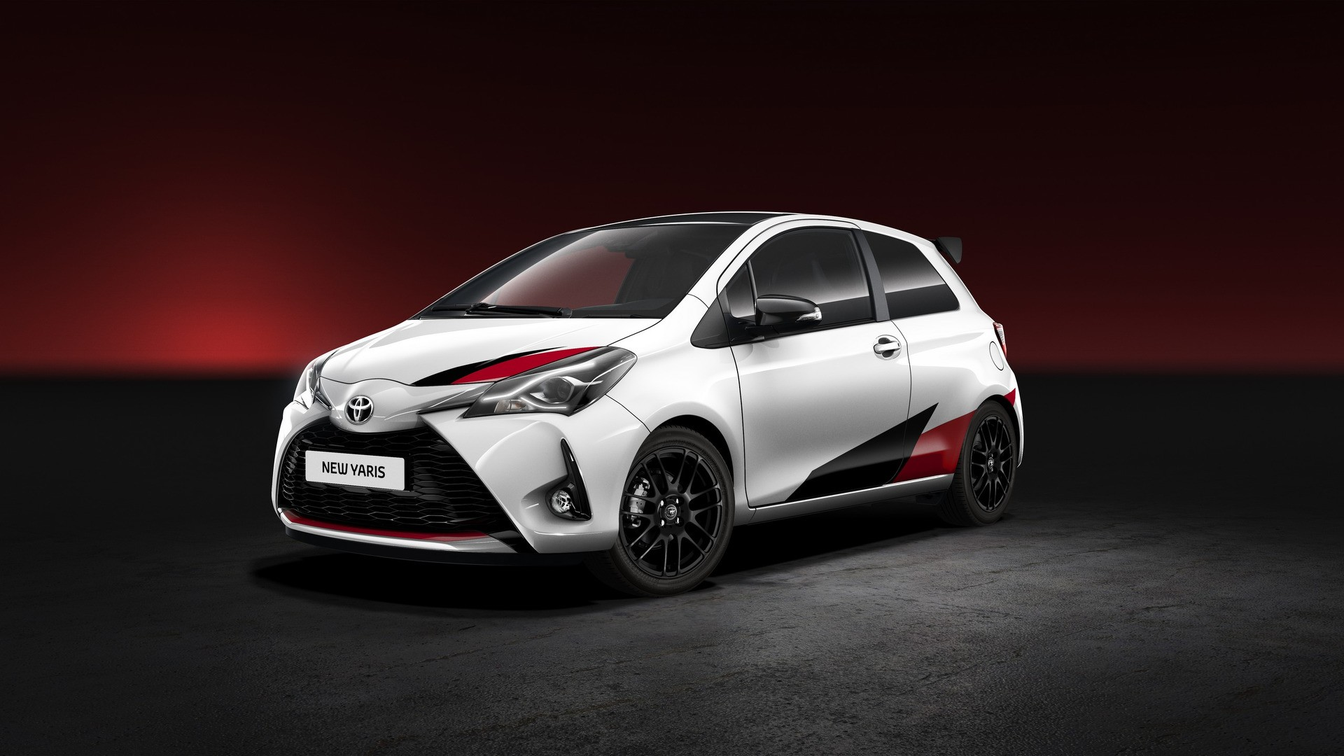 Toyota yaris gets uv protective front windows autoevolution toyota reveals yaris grmn with supercharged 18l and more than 210 buycottarizona Choice Image
