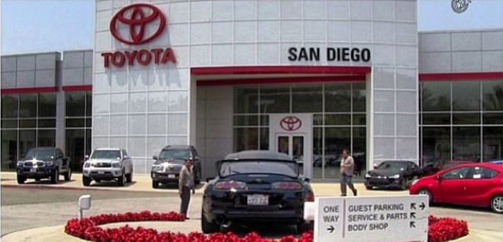 Toyota Of San Diego >> Toyota San Diego Dealership Worships the Supra - autoevolution