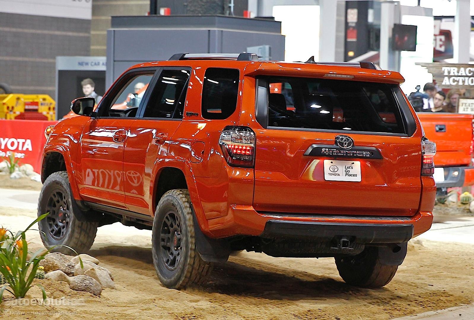 Toyota Tacoma Evolution >> 2014 Toyota 4Runner Pricing Revealed - autoevolution