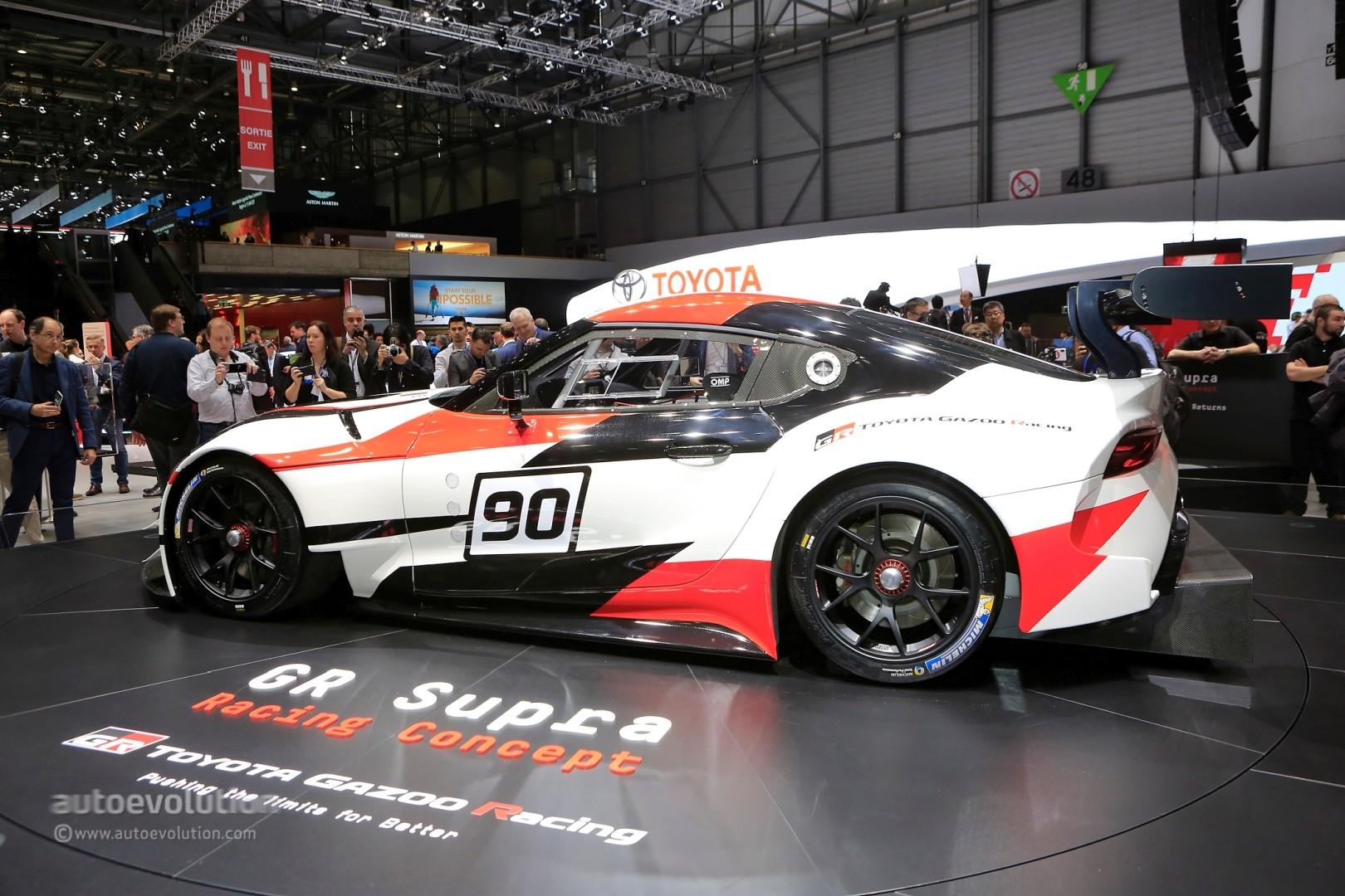 North Point Toyota >> 2019 Toyota Supra to Enter NASCAR's Xfinity Series Next Year - autoevolution