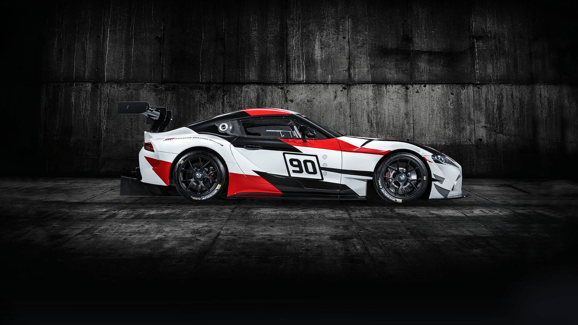 North Point Toyota >> 2019 Toyota Supra to Enter NASCAR's Xfinity Series Next Year - autoevolution