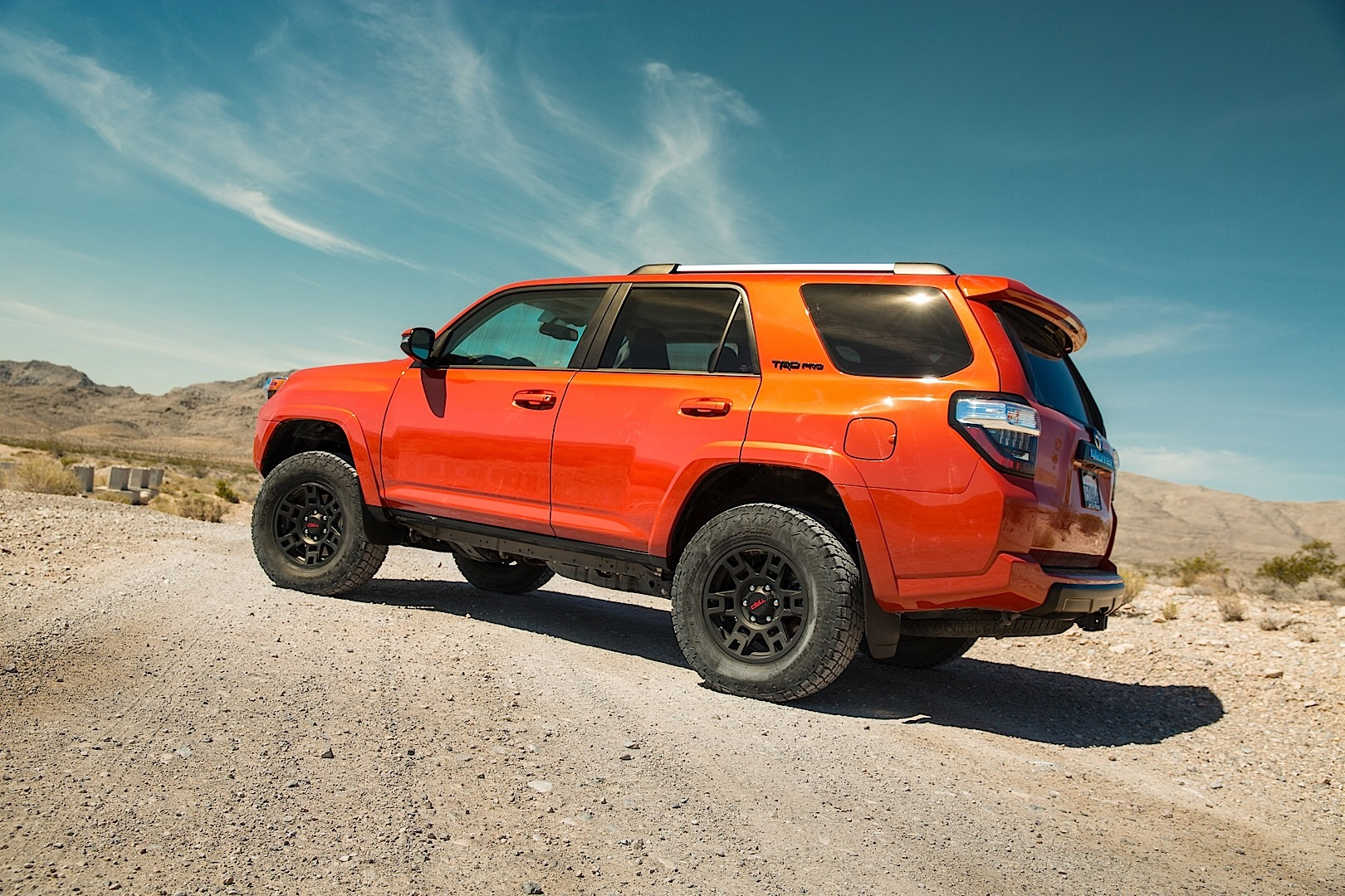 toyota ta a and 4runner trd pro price released   autoevolution
