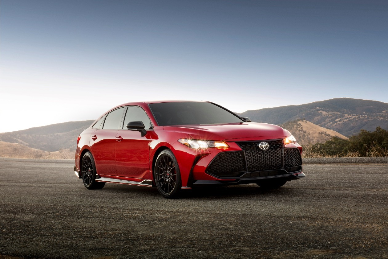 Toyota Plans To TRD Just About Everything, Extend AWD ...