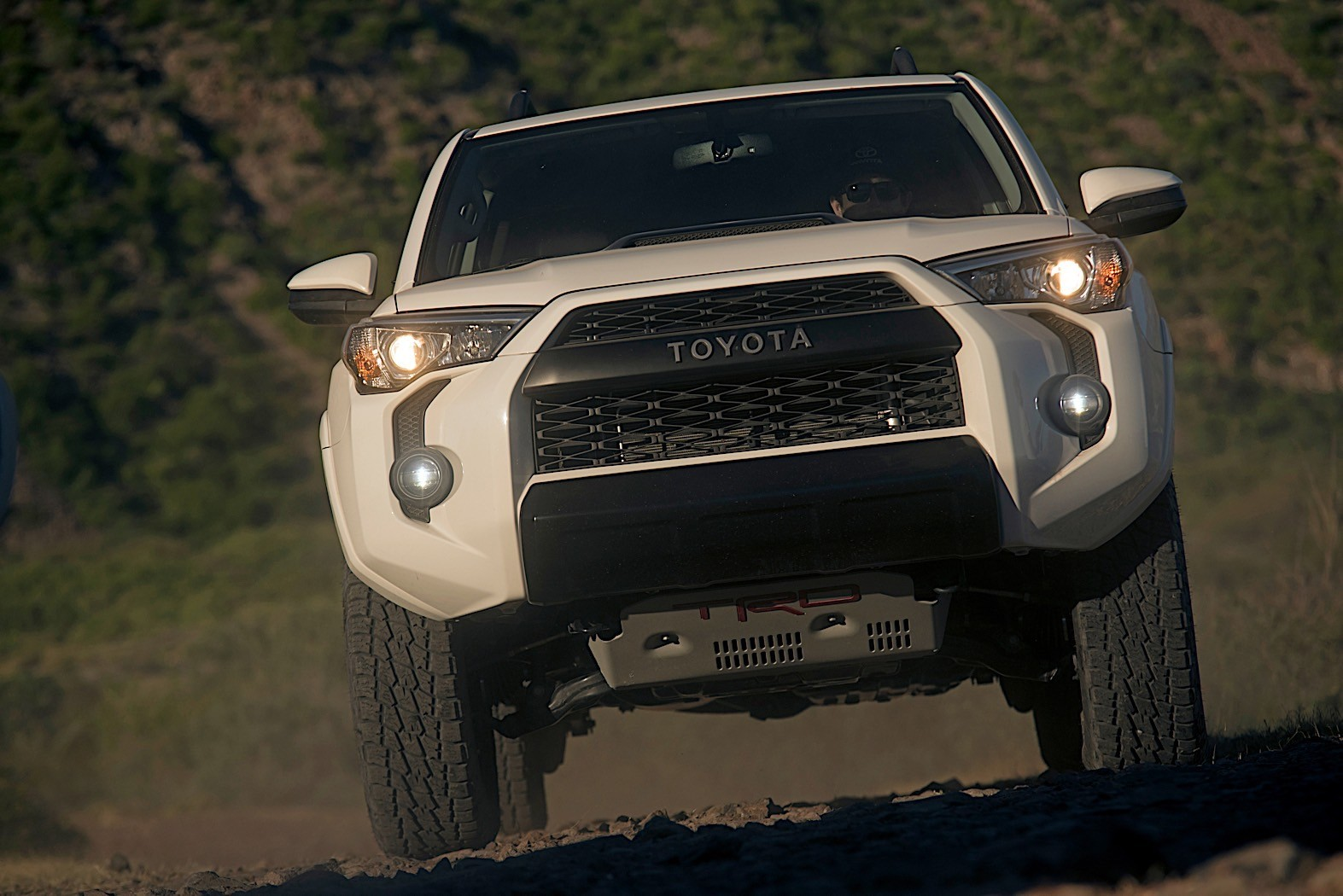 Toyota Tundra TRD, 4Runner TRD, Tacoma TRD Pro just got meaner