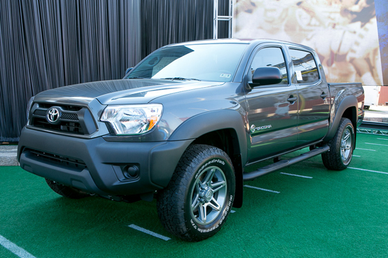 2014 Toyota Tacoma Texas Edition