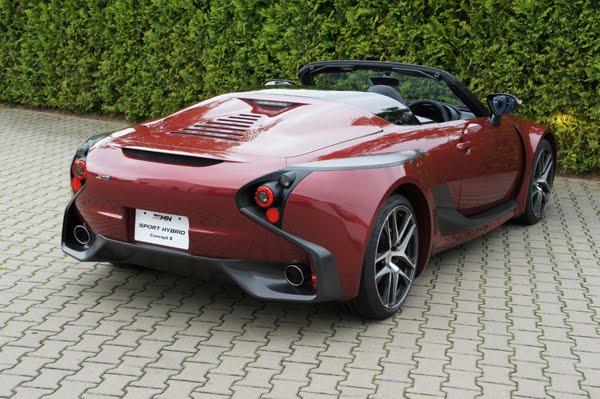 Toyota Extra Care >> Toyota Unveils GRMN Sports Hybrid Concept II - autoevolution