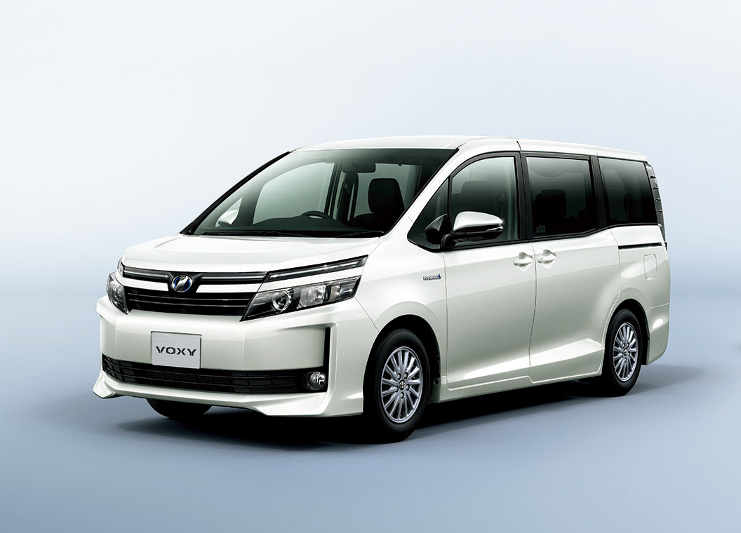 2008 Toyota Corolla For Sale >> Toyota Voxy Specs and Prices [Video][Photo] - autoevolution