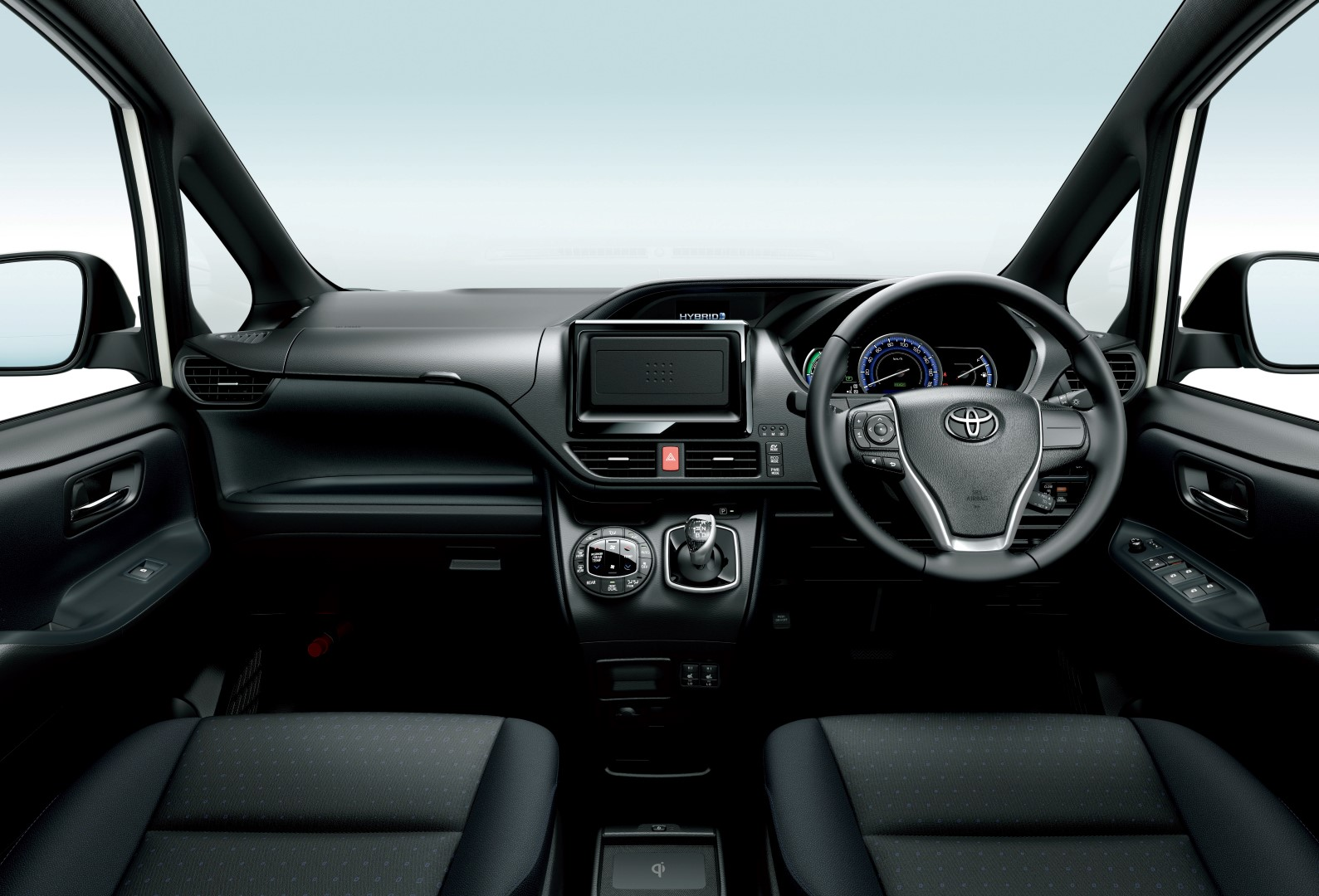 Toyota Voxy Specs And Prices Video Photo Autoevolution